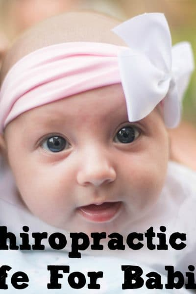 Infant Chiropractic: Is Chiropractic Care Safe for Babies and infants?