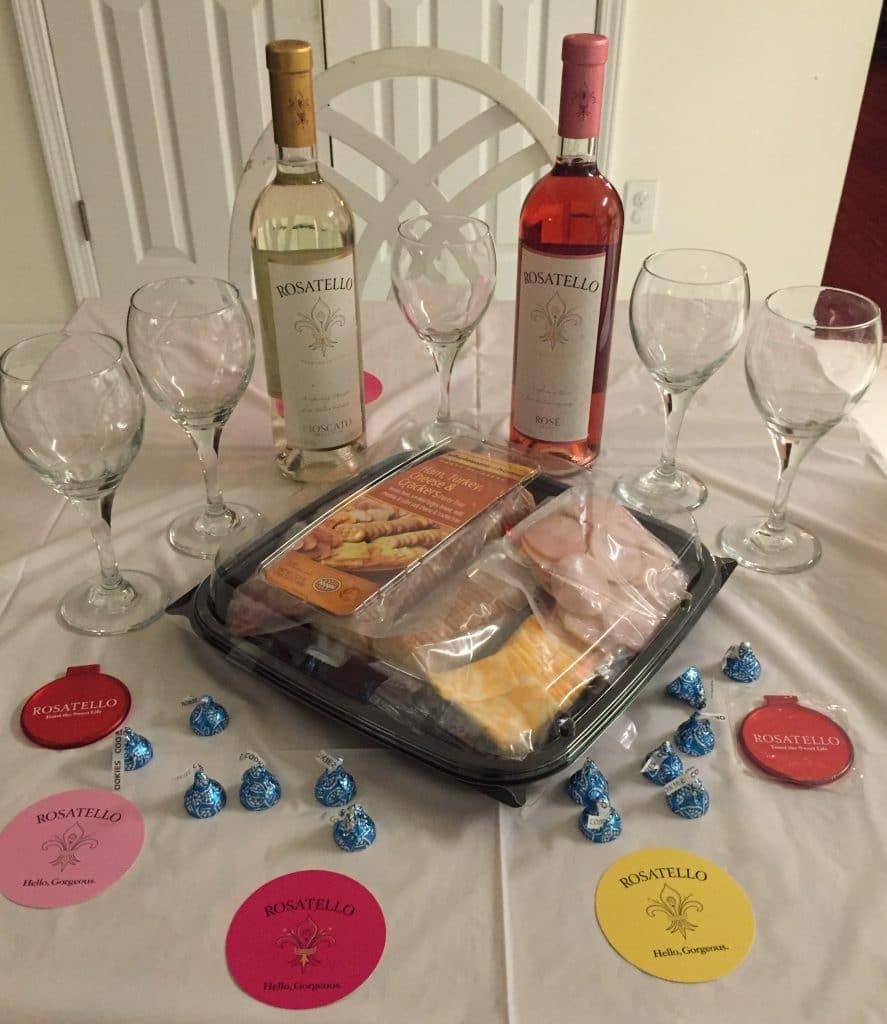Rosatello Wine Party
