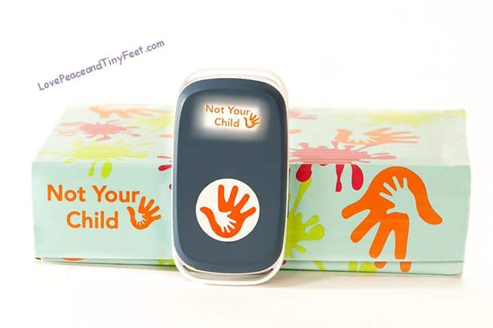 Children's GPS Tracking Device