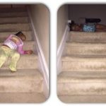 A tale of two kids who wouldn't sleep in their own beds …