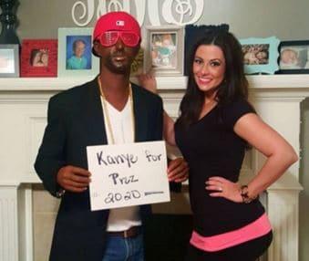 Alabama teacher wearing blackface kanye west costume
