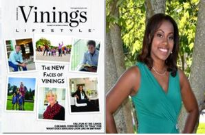 Ari Adams in Vinings Lifestyle Magazine