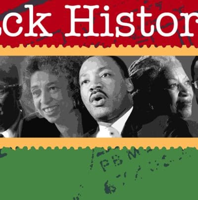 Talking to your kids about Martin Luther King, Jr and other important figures in black history