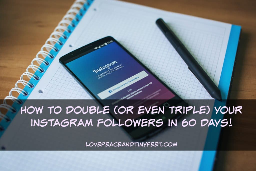 how to double your instagram followers