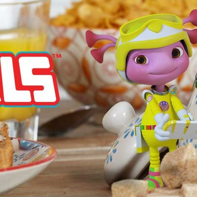 "1,2,3…Floogal! What to expect from Sprout's new original series ""Floogals"""
