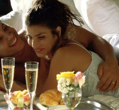 10 Romantic At-Home Date Night Ideas