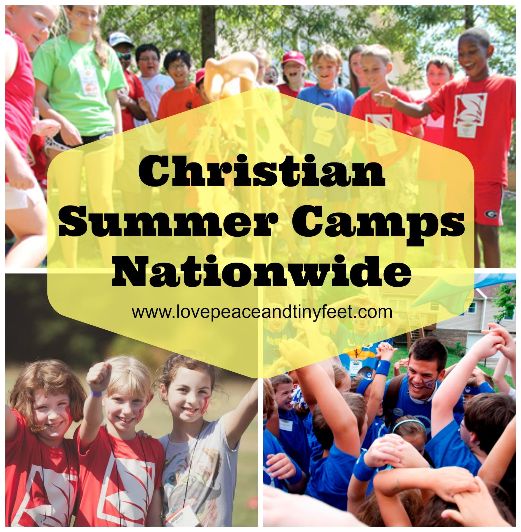 Christian Summer Camps