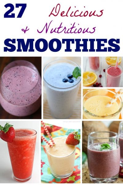 27 Delicious and Healthy Shake Recipes