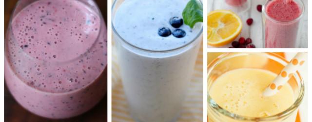 healthy shake recipes