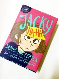Jacky Ha-Ha book by James Patterson