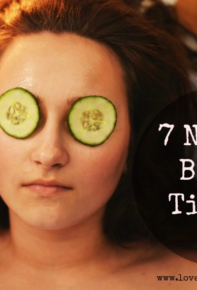 7 Natural Beauty Tips for Face