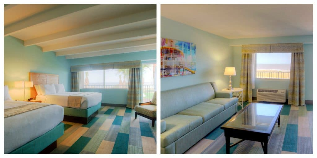 Jekyll Island Holiday Inn rooms