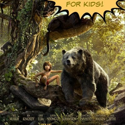 Free!!! Disney's The Jungle Book Activity Sheets for Kids!