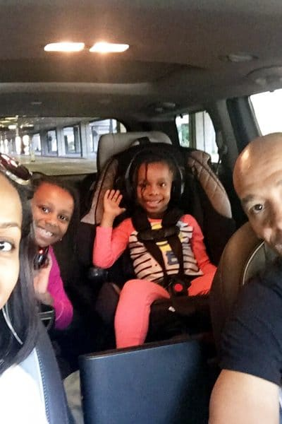 The Adams Family Vacation with @Kia! See how we roll…#Sedona Family