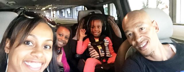 Adams Family Vacation with Kia