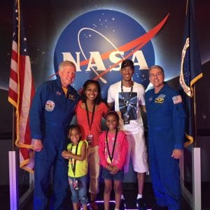Astronaut Meet and Greet at Kennedy Space Center