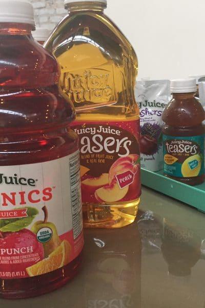 Introducing New Juicy Juice Teasers, plus a simple DIY Gummies Recipe!