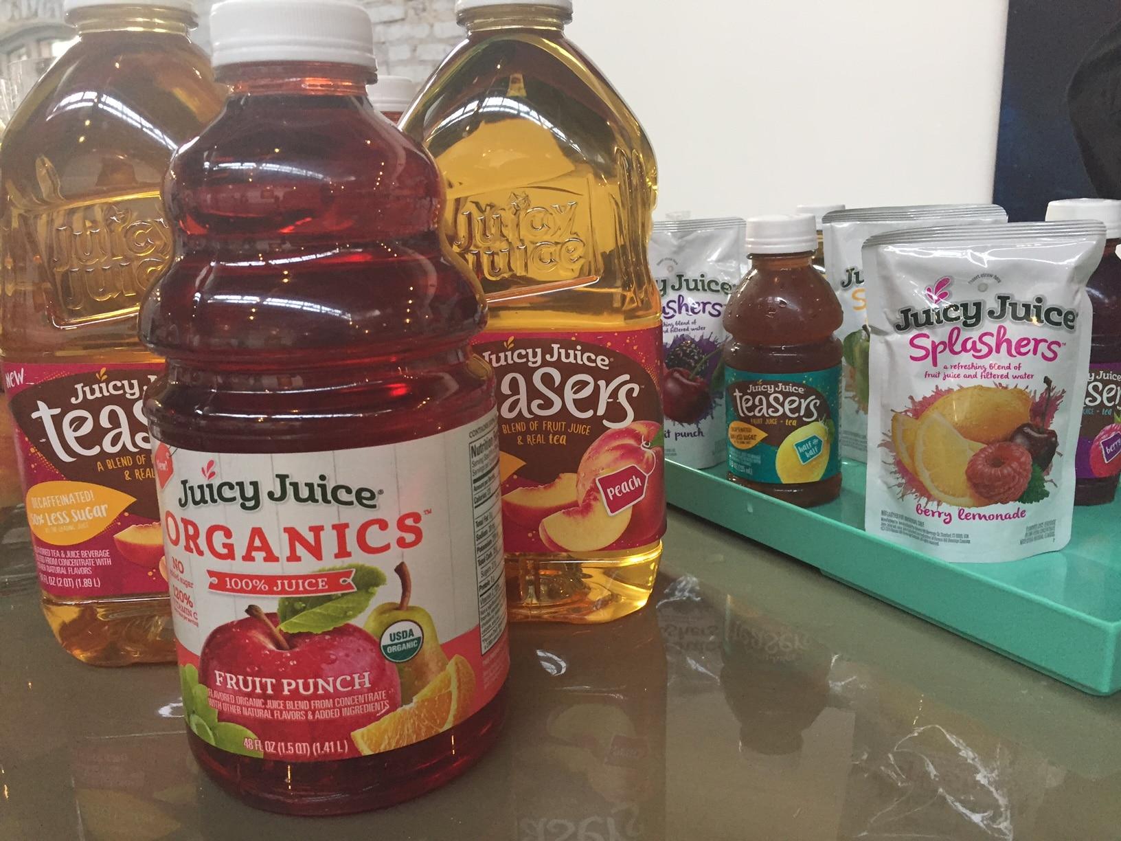 All new Juicy Juice Teasers