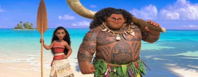 About the movie Moana