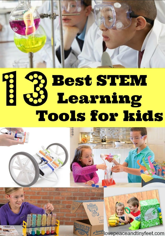 Stem Learning Tools For Kids