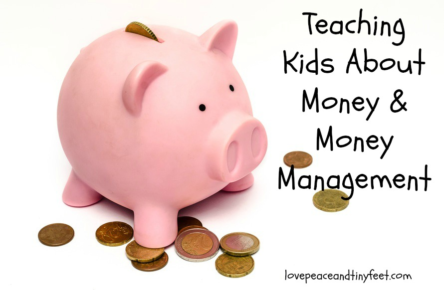 how to teach teenager abour money