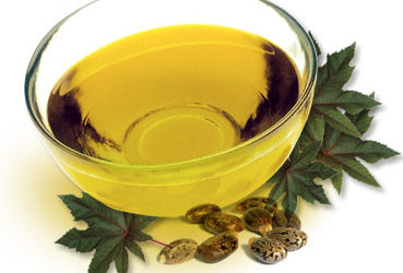 castor oil - natural first aid
