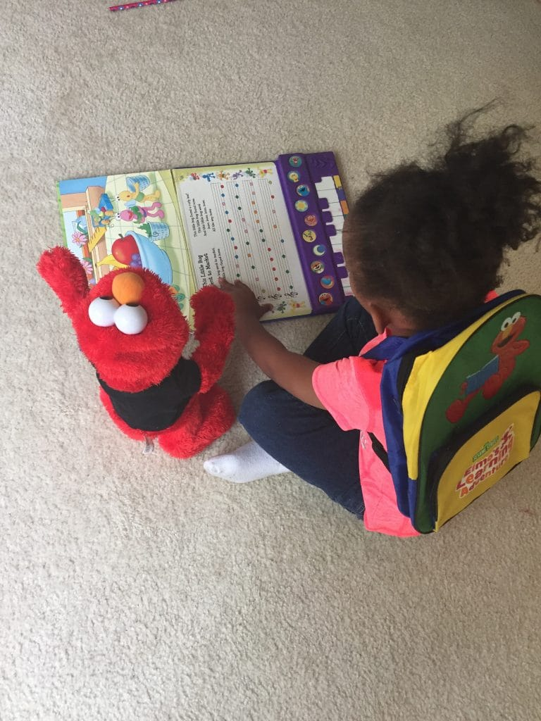 sesame street music book
