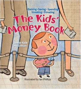 the kids money book on amazon