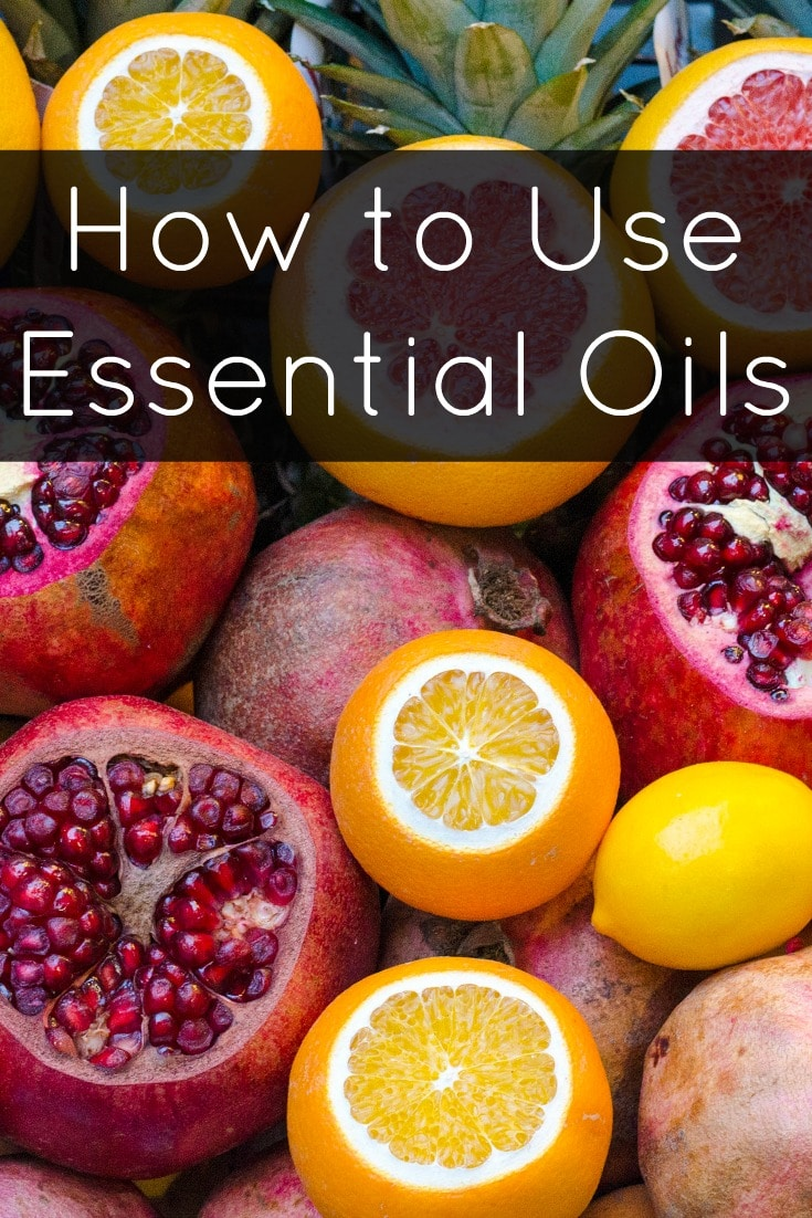 Essential oils can be used for aromatherapy, cleaning, skin care, digestive health, weight loss and more. Find out more about to use essential oils here.