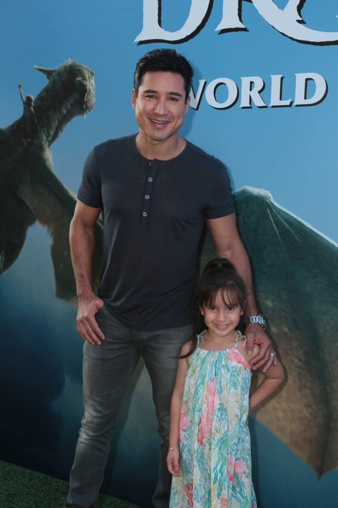 Mario Lopez arrives at the world premiere of DisneyÕs PeteÕs Dragon at the El Capitan Theater in Hollywood on August 8, 2016. The new film, which stars Bryce Dallas Howard, Robert Redford, Oakes Fegley, Oona Laurence, Wes Bentley and Karl Urban and is written and directed by David Lowery, has been drawing rave reviews from both audiences and critics. PeteÕs Dragon opens nationwide August 12, 2016..(Photo: Alex J. Berliner/ABImages)