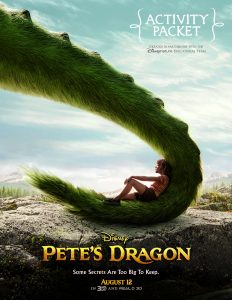 Pete's Dragon Educational Activity Packet