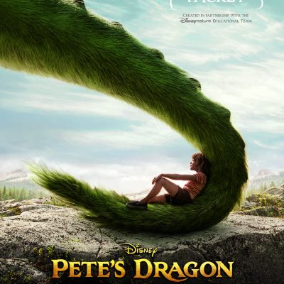Pete's Dragon Educational Activity Packet & Coloring Sheets #PetesDragonEvent