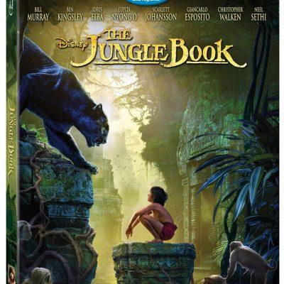 Disney's The Jungle Book Exclusive Bonus Features #JungleBookBluRay #PetesDragonEvent