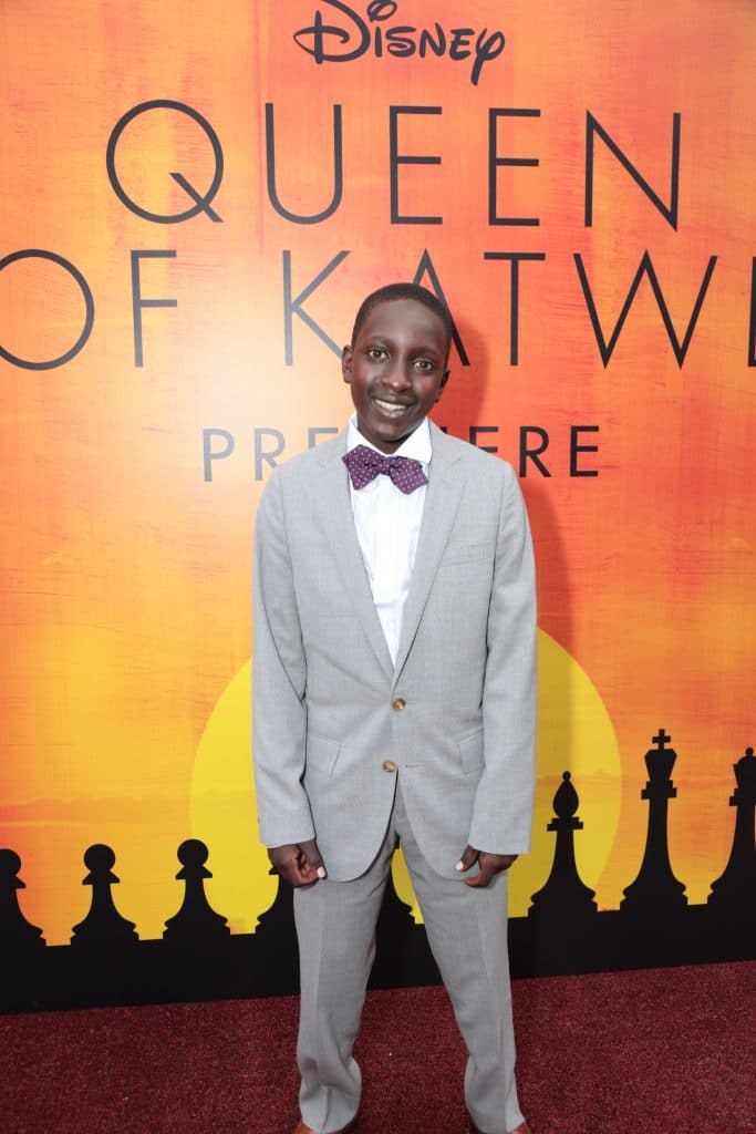 Martin Kabanza star of Queen of Katwe
