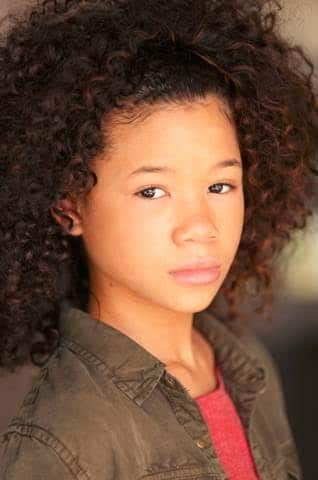 13-year-old Storm Reid will play the lead role of Meg Murry in the upcoming Disney live action adaptation of Madeleine L'Engle's A WRINKLE IN TIME.