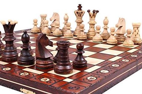 chess set giveaway