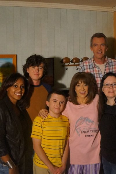 "Hanging out with The Hecks! What to expect from Season 8 of ""The Middle"" #ABCTVEvent #TheMiddle"