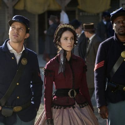 Exclusive Interview with Abigail Spencer of NBC's Timeless