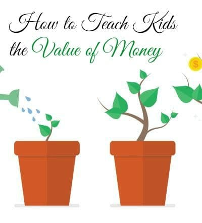 Teaching Kids the Value of Money