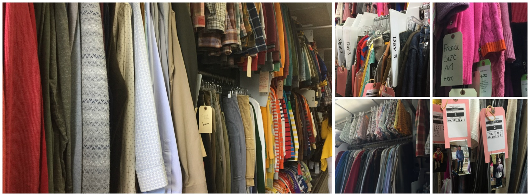 clothes worn in the show The Middle