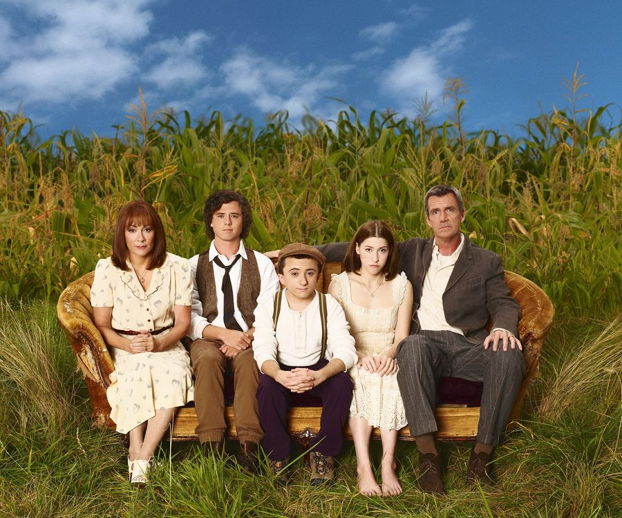 ABC's The Middle Stars