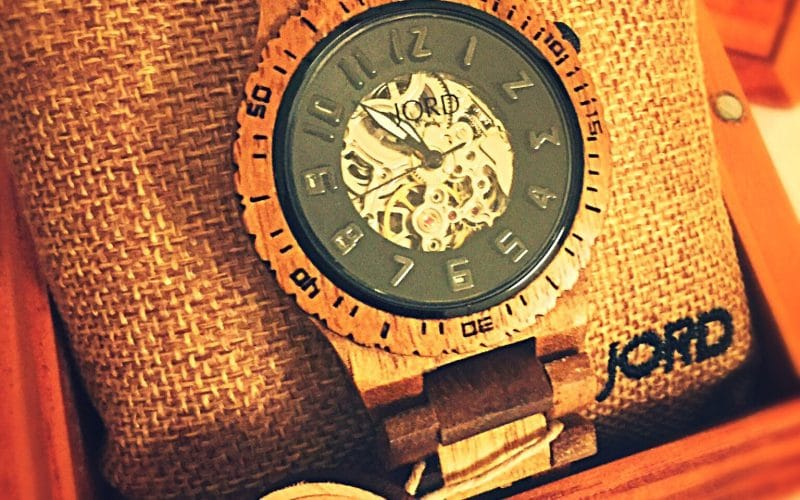 Jord Wood Watches – Review and Giveaway! @woodwatches_com #WoodWatch