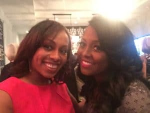 Keishia Knight Pulliam at GCAPP Empower Party in Atlanta GA