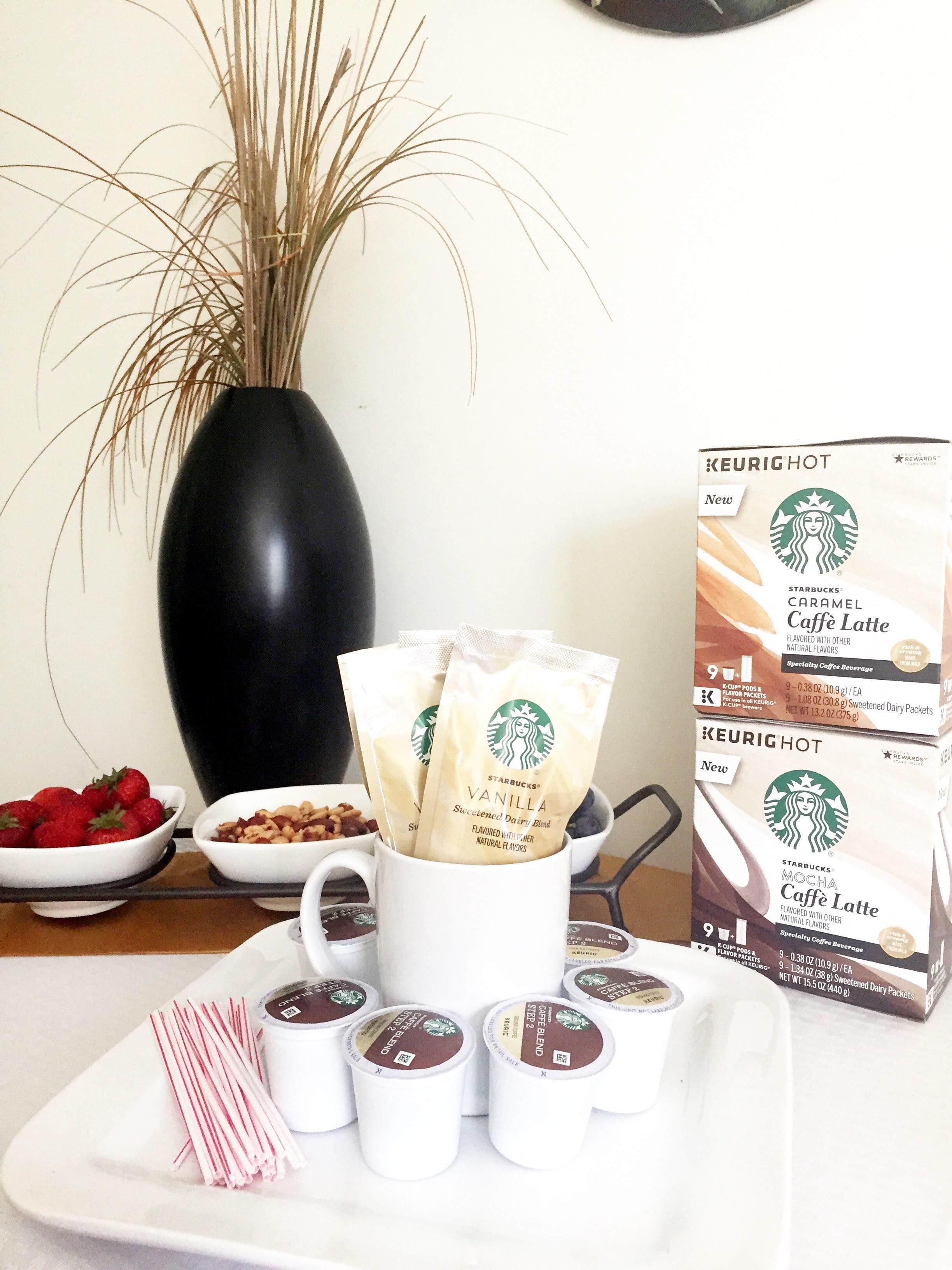 Starbucks Mid Day Coffee Break