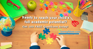 100 Free Skill Building Practice Questions for Pre-K to 8th Graders #TMInfluencer