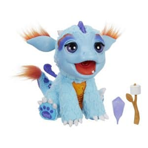 FurReal Friends Torch, My Blazin' Dragon Review