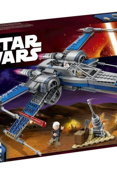 LEGO Star Wars Resistance X-Wing Fighter 75149 Review