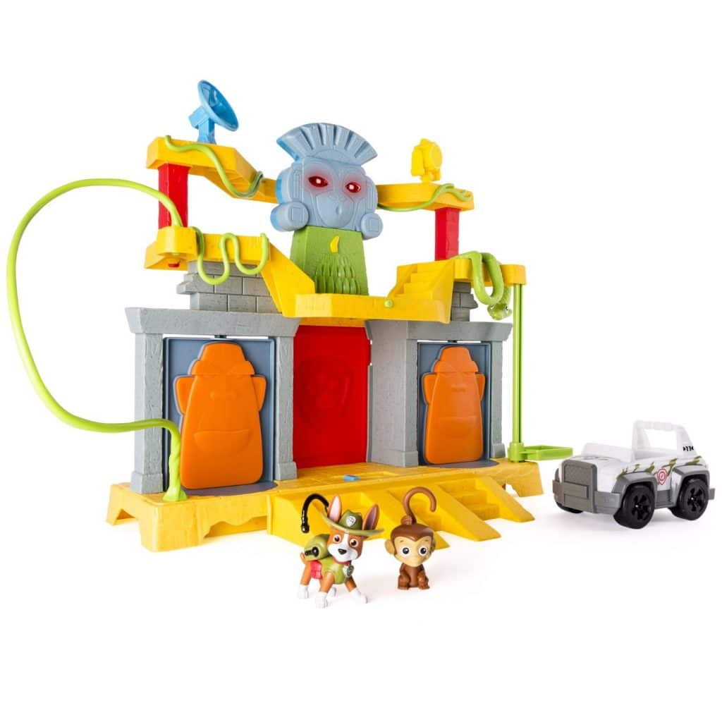paw-patrol-monkey-temple-playset review