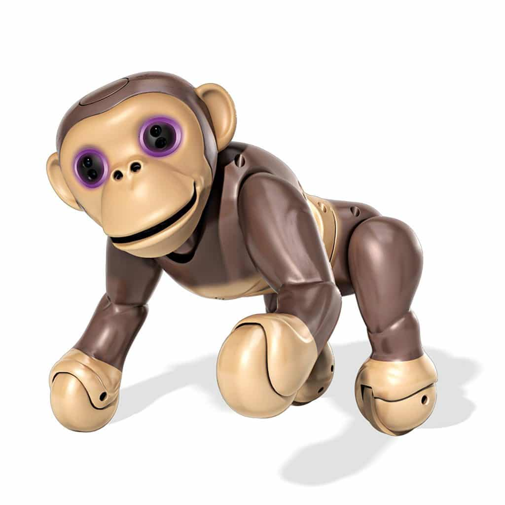 spin master zoomer chimp review
