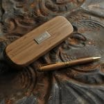 personalized bamboo pen gift for teachers